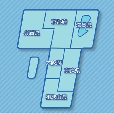 map-kansai