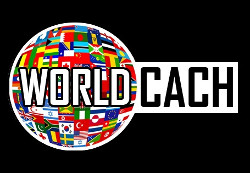 logo: world cach