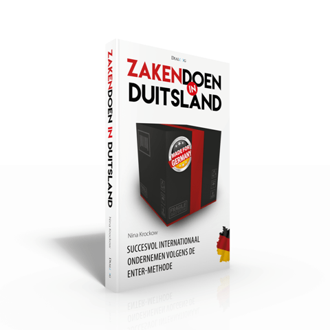 Boek over zakendoen in Duitsland door mind4share