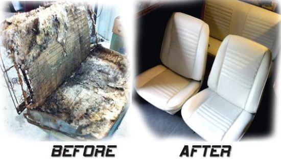 cost to reupholster car seats. Black Bedroom Furniture Sets. Home Design Ideas