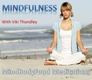 Mindfulness Meditation CD cover