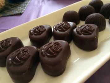 Roses Raw Chocolates