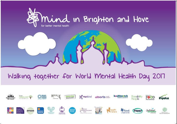 Tuesday 10th October Is World Mental Health Day 2017 To Celebrate And Raise Awareness Of This International Event Including Years Theme
