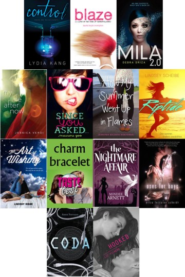 Lucky 13s YA Reader Prize Bundle 2