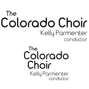 Colorado Choir Logo