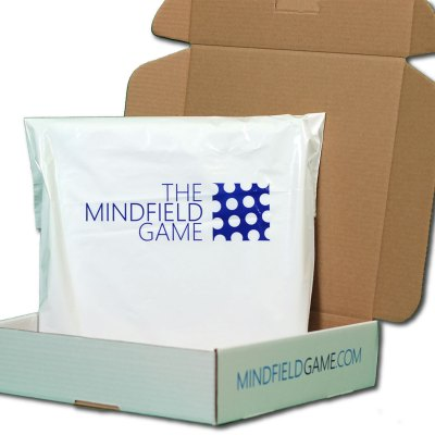 Travel Bag with The Mindfield Game