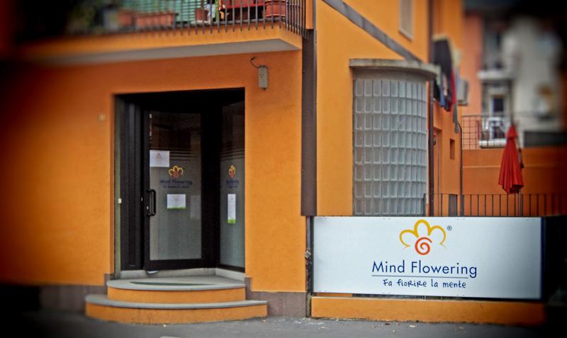 Ingresso sede Mind Flowering Novate