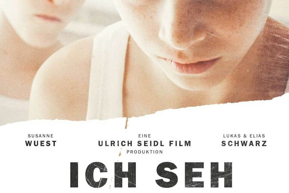 DVD-Cover Ich seh, ich seh