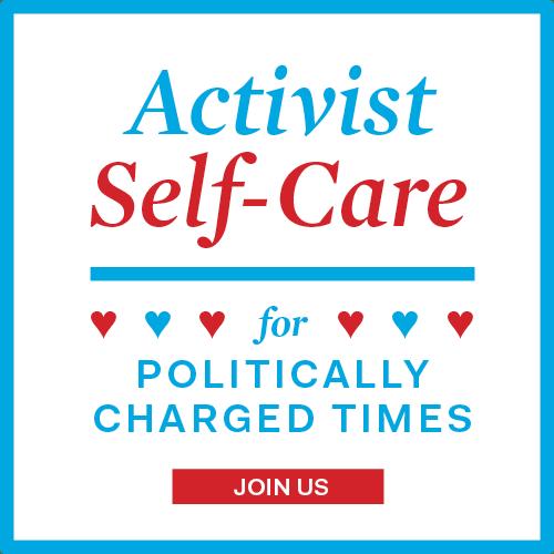 mindful's activist self-care
