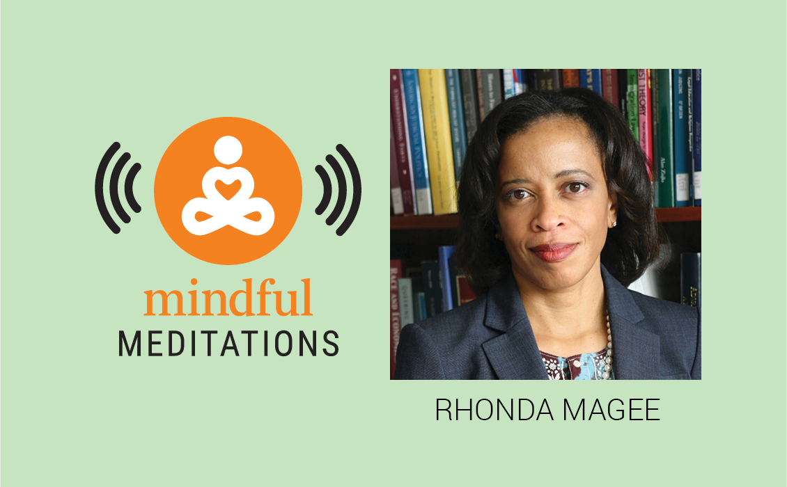 Mindfully Working with Bias with Rhonda Magee
