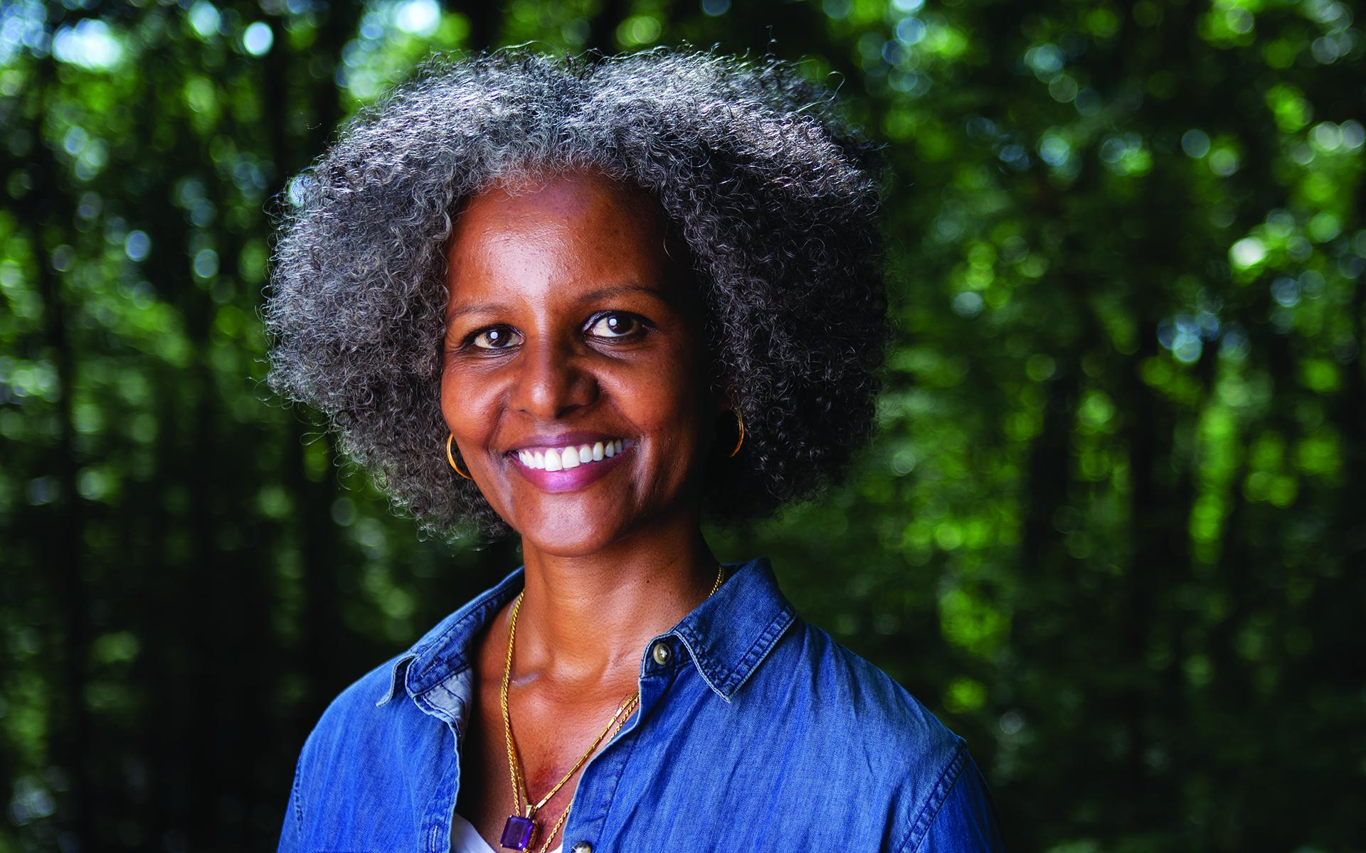 Sebene Selassie Explores the Truth of Belonging - Portrait of meditation teacher Sebene Selassie