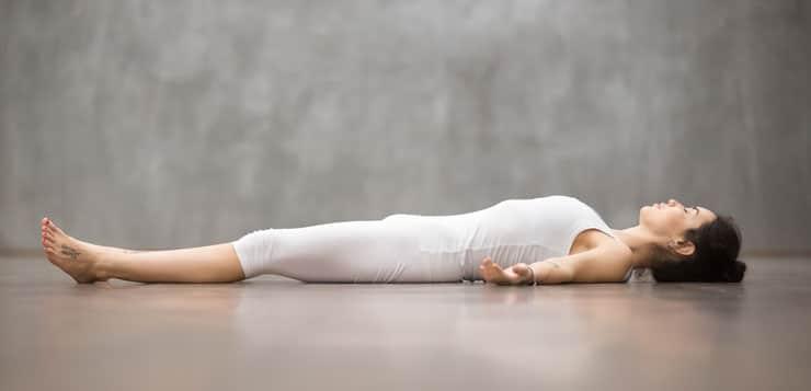 Mindful Movement for Sleep