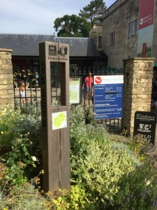 Laurie Lee Poetry Posts: Stroud - The Museum in the Park - Town Owl