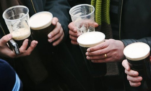 This week is Alcohol Awareness Week