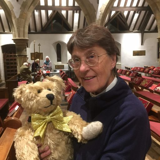 Let There be Light: Reverend Barbara (BSA).