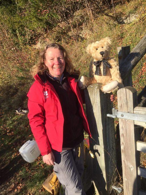 Middlesbrough: Heather, National Trust Warden