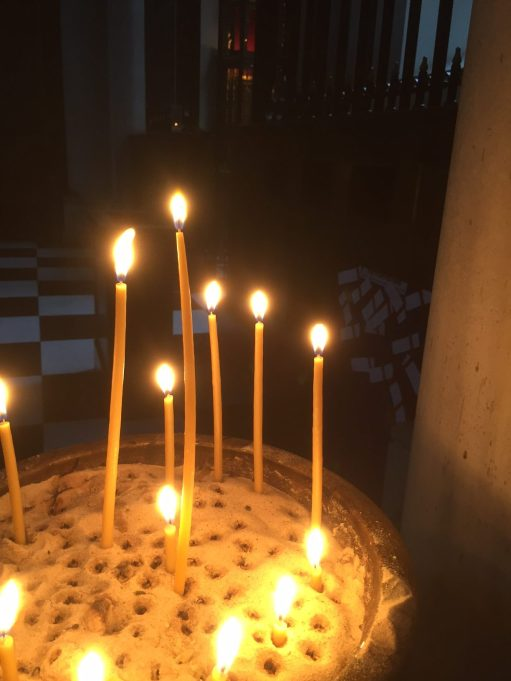 Lighting a Candle for Diddley.