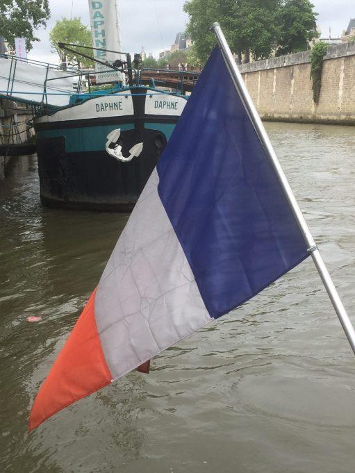 Paris: Cruising on the Seine.