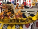 A Day out with Sutton United.