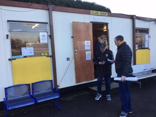 Sutton United: The Club Shop.