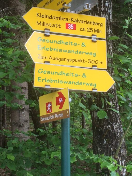 Austria: Walking made easy. And safe.