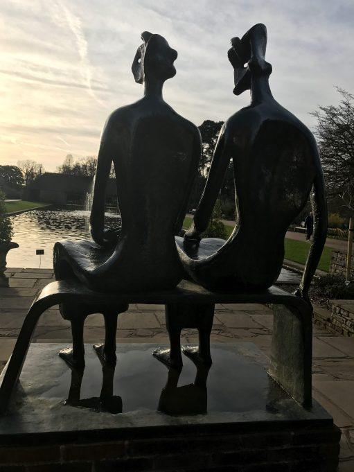 Good Grief: Wisley Gardens.