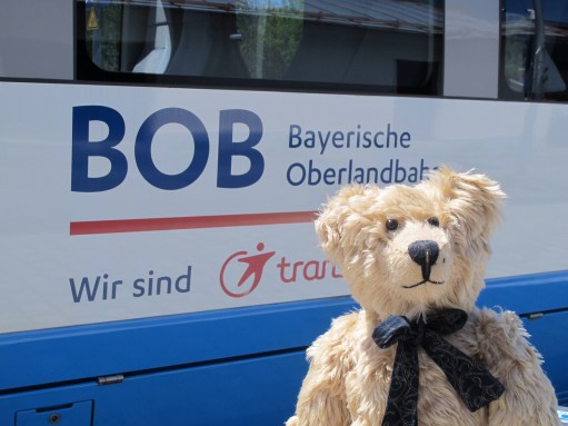 Paris to Munich: The BOB train.