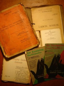Ernie's War: Selection of Ernie's training manuals