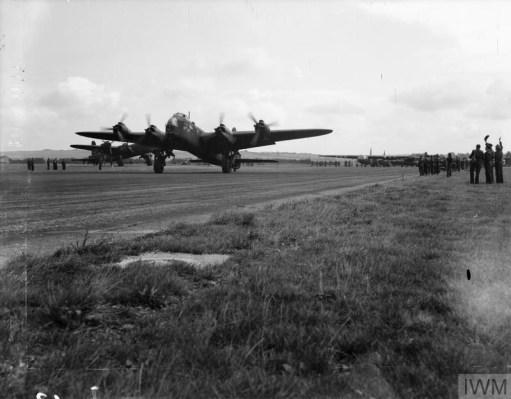 Ernie's War: RAF Harwell IWM CH13875.
