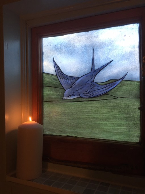 Laurel Cottage: Lighting a Candle for Diddley.