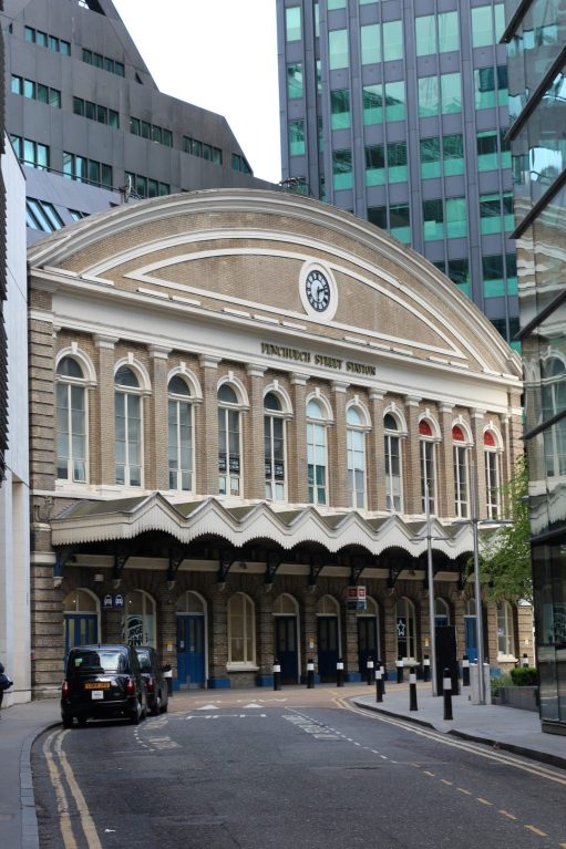 Technical Director: Fenchurch Street Station.