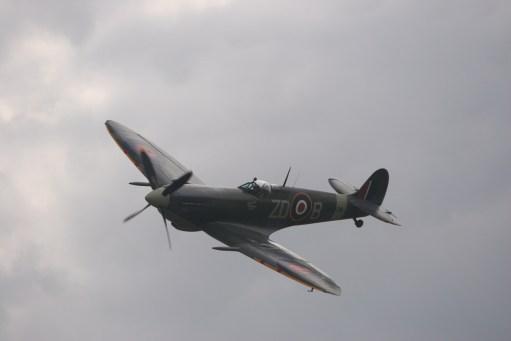 Flying Legends Duxford: Spitfire
