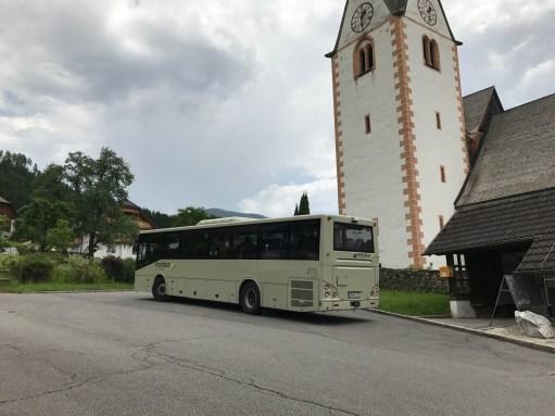 Trainspotter: Schoolbus.