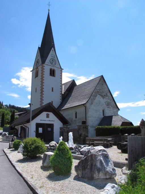 Bobby Ballcock: Maria Schnee Church Matzeldorf