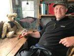 Skokholm Island. A Welsh Trilogy. Part 3: Kenny, Birdringer.