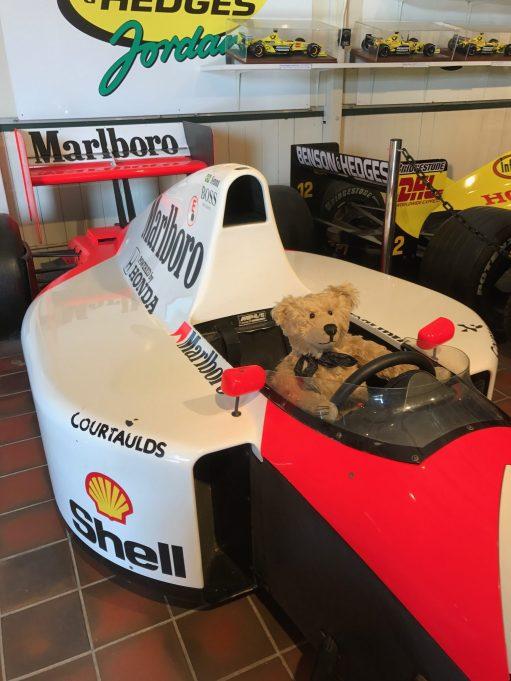 Brooklands: McLaren F1.