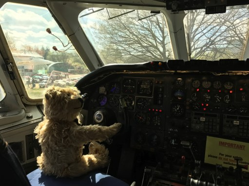 Brooklands: Flying the VC10.