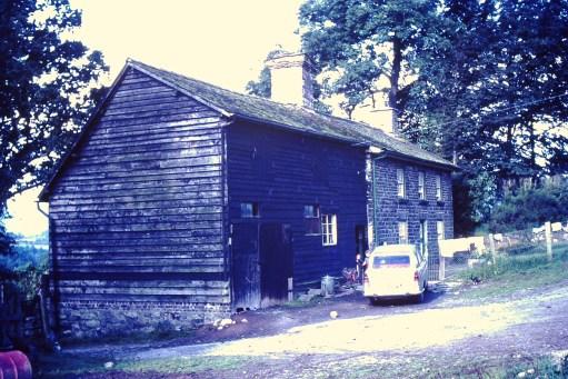 Gigrin Farm 1966.