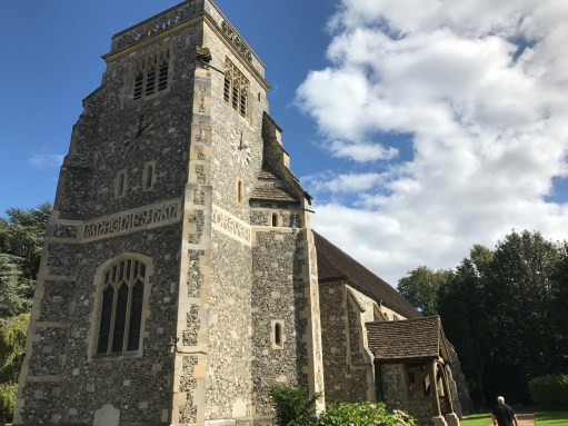 Gigrin Farm: Lighting a Candle for Diddley - St Paul's Woldingham