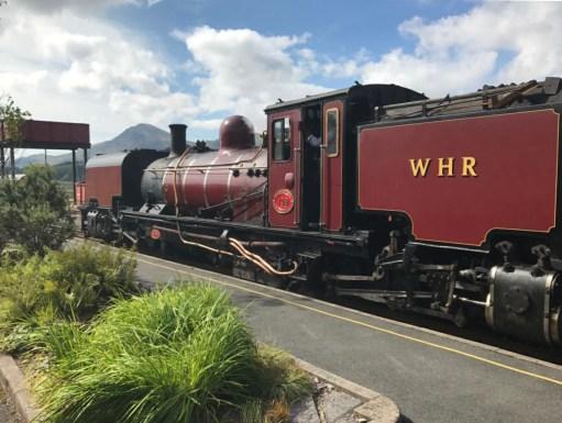 Great Little Trains of Wales: Rhyd Ddu.