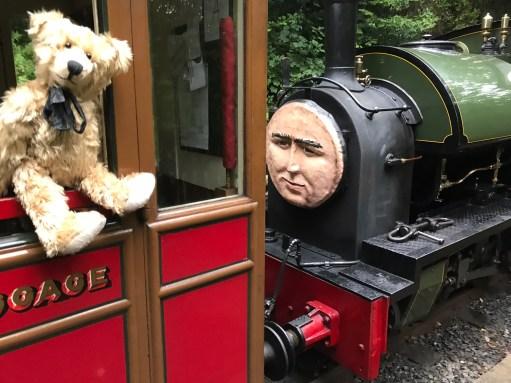 Great Little Trains of Wales: Even grumpier.