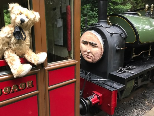 Great Little Trains of Wales: Even grumpier.