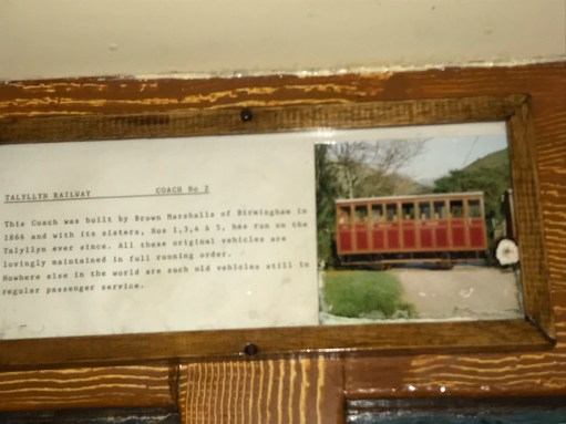 Great Little Trains of Wales: Coach No. 2.