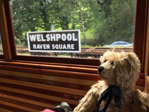 Great Littlte Trains of Wales: Welshpool.