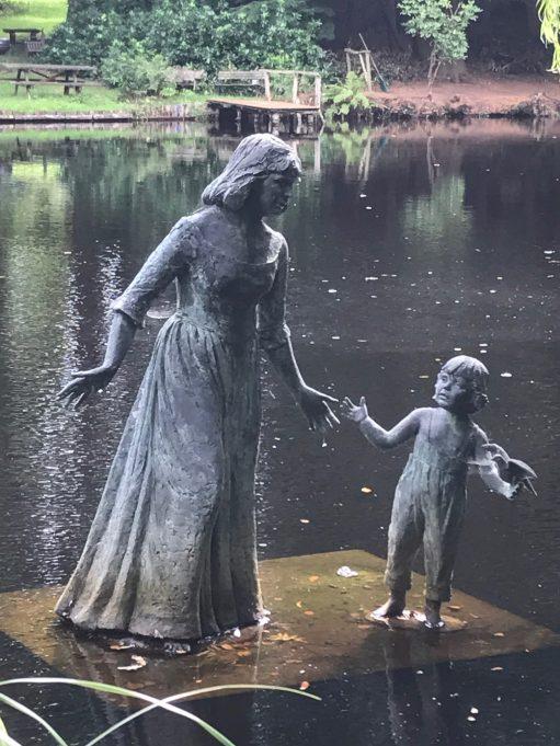 Wintershall Manor: The Pietà.