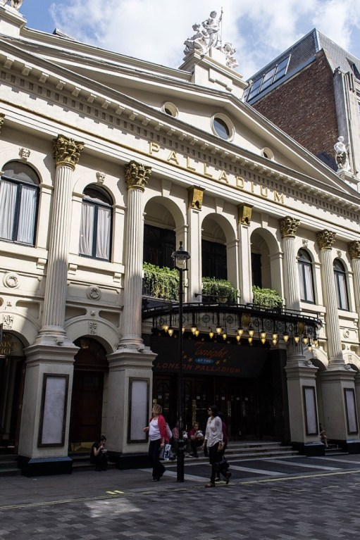 Great Success: The (temporarily Surrey-located!!) London Palladium