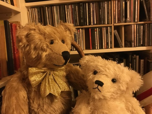 Little White Bear: Listen with Bertie!