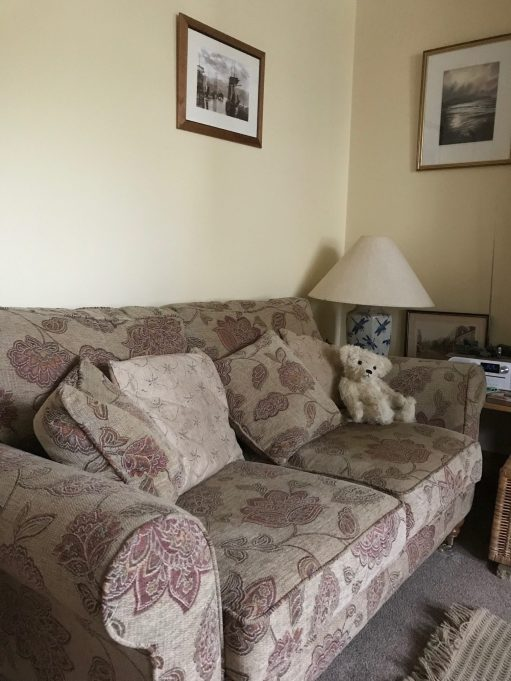 Little White Bear: Sofa Bear!