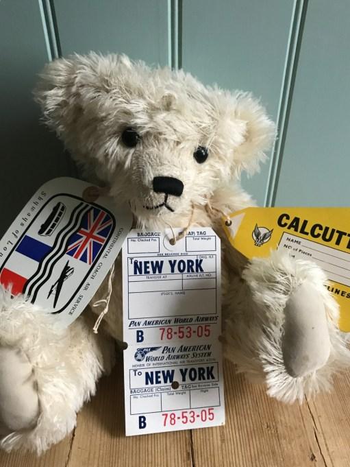 Little White Bear: England, USA, India.