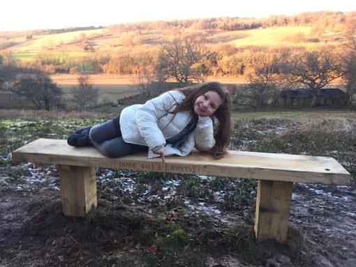 Bench: Kyla.